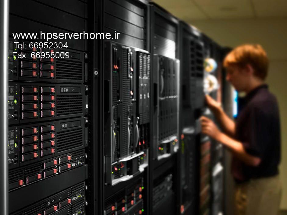 شبکه سازی HP
