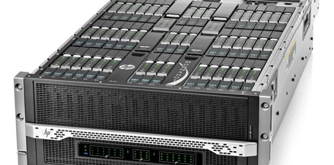 سرورهای جدید اچ پی ARM