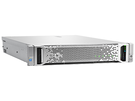 The HP ProLiant DL380 Gen9 Server